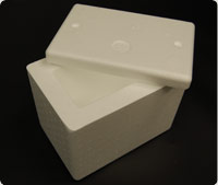 "Lid, walls and base 1.75"" thick"